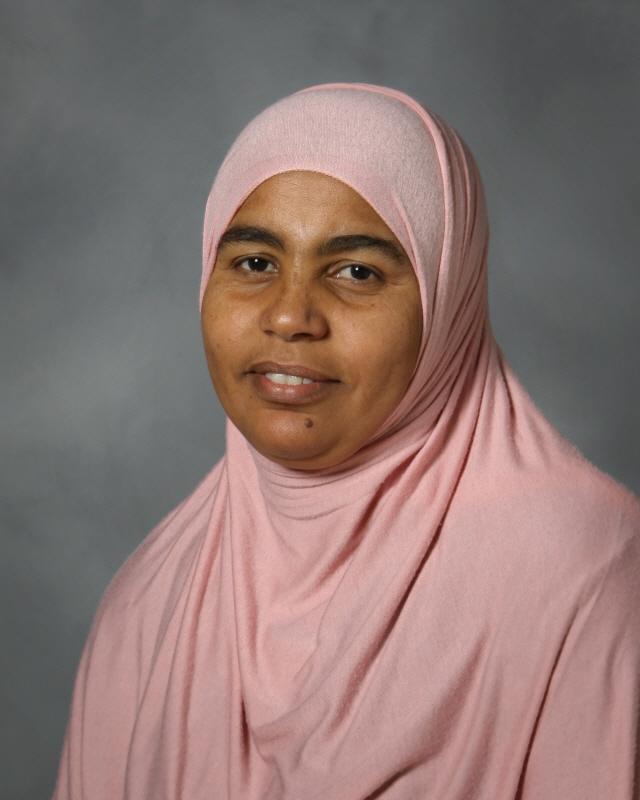 Amina Abdulla