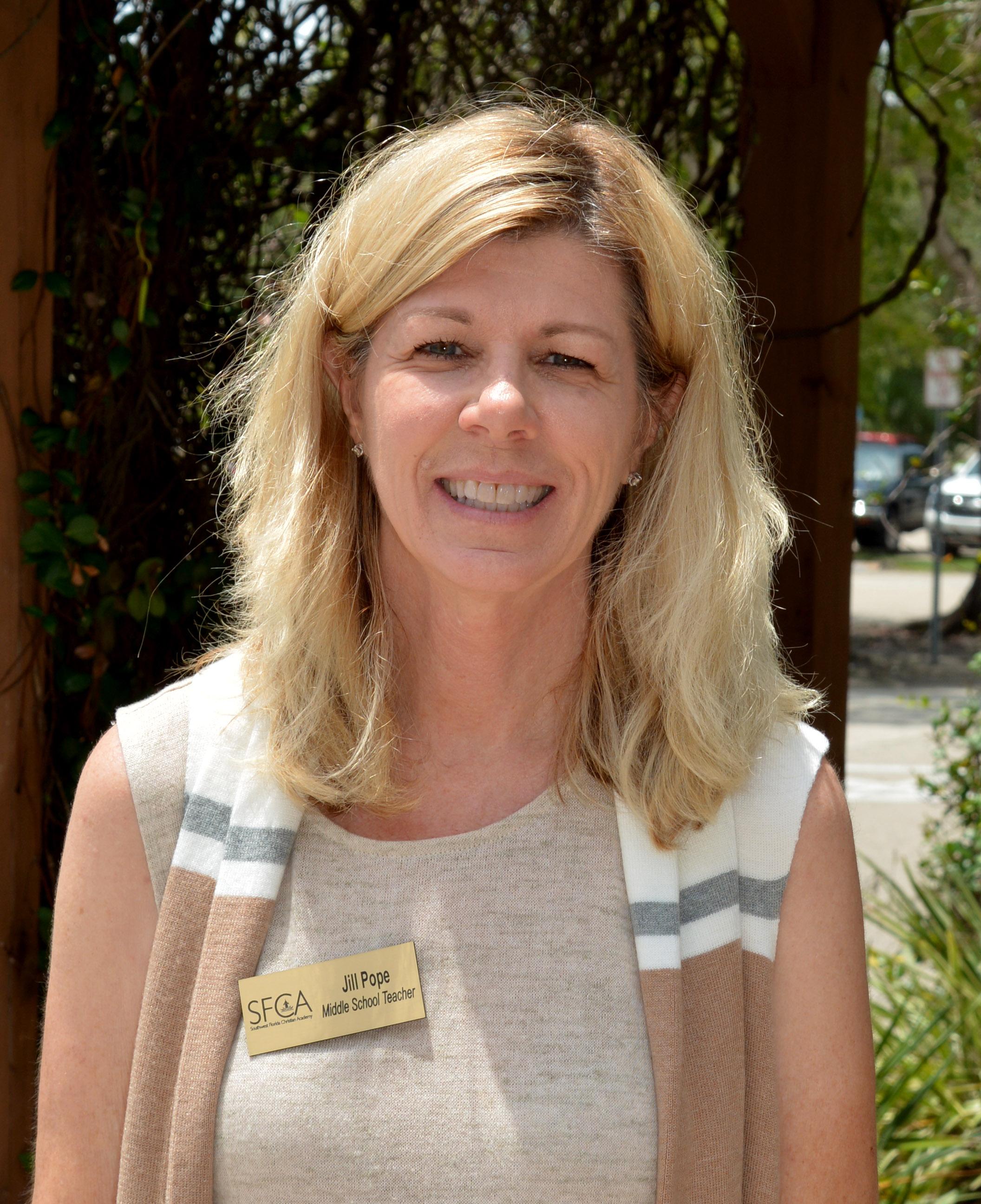 Jill Pope