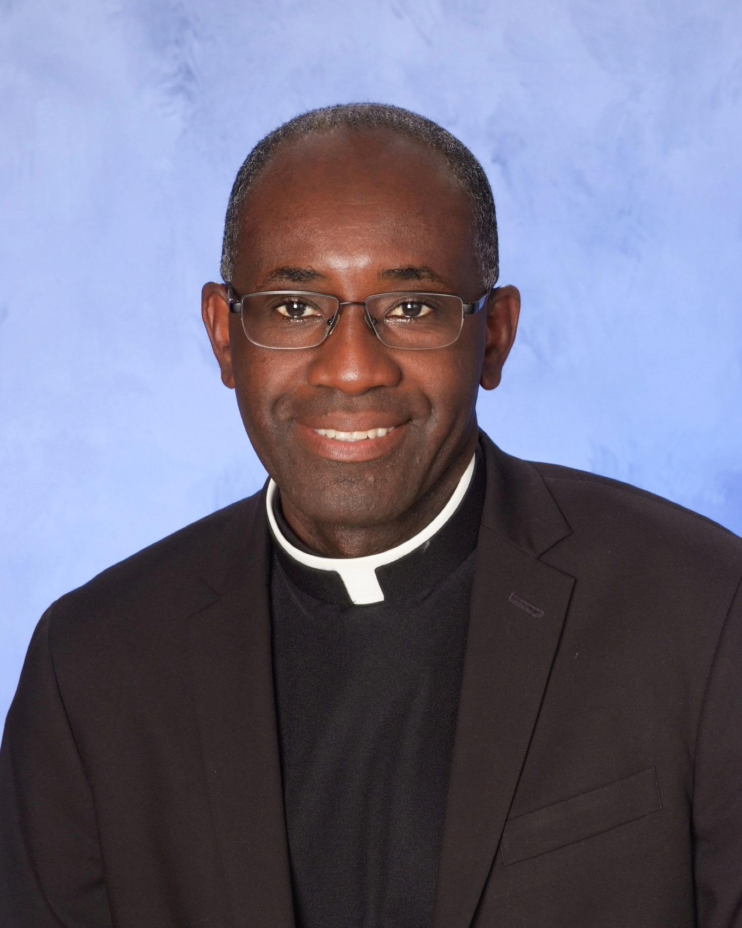 Fr. Nobert Jean-Pierre
