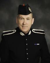 P/Maj. Brian Donaldson