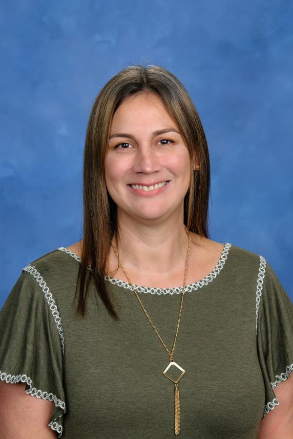 Mrs. Echeverri
